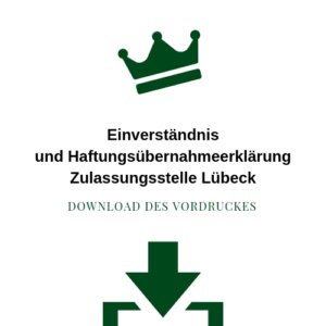 Haltungsübernahme Zulassungsstelle Lübeck